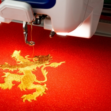 Embroidered Clothing